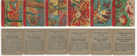R99 Strip Card, Nightmare of Warfare, 1938, Lot, 917, 919, 921, 922, 923, 924