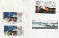 Finland, Postage Stamp, #1089-1094a, 1303, 1321, 1330 Used, 1997-2009, JFZ