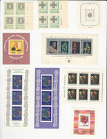 Poland, Postage Stamp, #1011-12, 1049, 1165, 1830a, 2032a++ Mint NH, JFZ