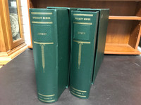 Jersey Scott Specialty Album, Binder, Dustcase, 1958-2015, 250 Pages