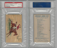 N101 Duke, Breeds of Horses, 1892, Steeple Chase, PSA 4 VGEX