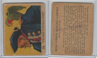 """R109 Gum Inc, Pirate's Picture Gum, 1936, #30 """"Double Doubloons!"""""""