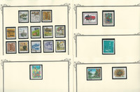 Austria Stamp Collection 2002-2008 Used on 19 Scott Pages, DKZ