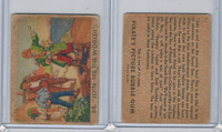 """R109 Gum Inc, Pirate's Picture Gum, 1936, #54 """"Join-See The World!"""""""