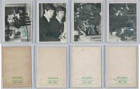 1964 Topps, Beatles B&W 3rd Series, Lot of Four, 118, 120, 125, 127
