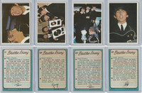 1964 Topps, Beatles Diary, Lot of Four, 1, 35, 45, 47