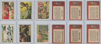 1966 A&BC, Battle, Lot of Six World War II, 16, 18, 19, 20, 21, 22
