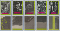 1968 Philadelphia, Dark Shadows 2nd Series, Lot of Five, 37, 44, 48, 50, 51