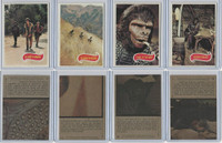 1975 Topps, Planet of the Apes, Lot of Four, 6, 11, 16, 43