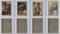 1953 Topps, Fighting Marines, Lot of Four, 22, 27, 28, 29