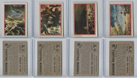 1953 Topps, Fighting Marines, Lot of Four, 33, 36, 40, 41