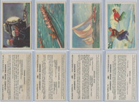 D39-8, Gordon Bread, Speed Pictures, 1941, Lot, Light, Shell, Yacht, Skiing
