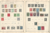 Australia, Austria, Azores Stamp Collection 24 Scott International Pages