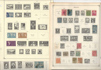 Brazil Stamp Collection 60 Scott International Pages 1850-2002