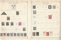 Cape Verde, Cayman+ Stamp Collection 30 Scott International Pages to 1984