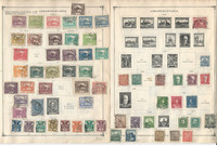 Czechoslovakia Stamp Collection on 100 Scott International Pages to 1984