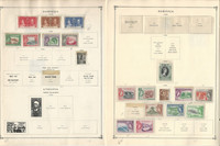 Dominica Dominican Rep. Stamp Collection 75 Scott International Page to 1984