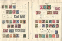 Germany Stamp Collection on 35 Scott International Pages to 1974
