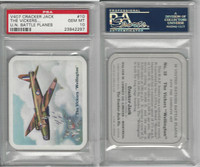 V407 Lowney, United Nations Battle Planes, 1940, #10 Wellington, PSA 10 Gem