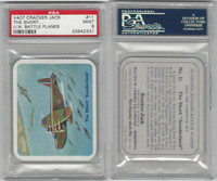 V407 Lowney, United Nations Battle Planes, 1940, #11 Sunderland, PSA 9 Mint