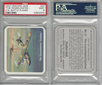 V407 Lowney, United Nations Battle Planes, 1940, #27 Catalina, PSA 9 Mint