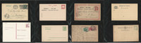 Germany Cover Lot AK, Mannheim, Bavaria, Postal Cards, Frankfort, DKZ