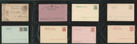 Germany Cover Lot AL, Postal Cards, Frankfurt, DKZ