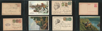 Germany Cover Lot AO, Postal Cards, Goethe, Hindenburg, Eibau, DKZ