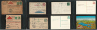 Germany Cover Lot AP, Postal Cards, Brandenburg, Stuttgart, Bavaria, DKZ