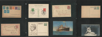 Germany Cover Lot AR, Rostock, Bad Elster, Bremen Ship, DKZ