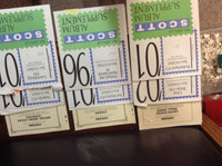 Scott Specialty Supplement Lot, Luxembourg Australia Switzerland 2001 ++