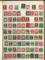 Germany Stamp Collection Area & Plebiscite, Stockbook 7 Pages, DKZ