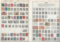 France & Colonies on 30 Harris Pages To 1970, JFZ