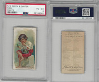 N12 Allen & Ginter, Fruits, 1891, Figs, PSA 4 VGEX