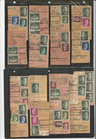 Germany World War II Stamp Collection, 509//524a, 1941-44, JFZ