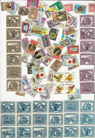 Guatemala Stamp Collection, Unsorted Mint Lot, JFZ