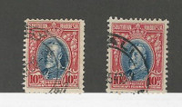 Southern Rhodesia Postage Stamp, #25, 25a Used, 1931-33, JFZ