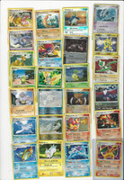 2007 Pokemon, Lot of 37 Cards, 16 Holographic, 5 Rare