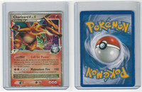 2009 Pokemon, DP Black, Charizard X, #45, Star Promos