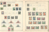 Portugal & COlonies Stamp Collection to 1986 on 200 Scott International, JFZ