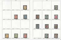 Austria Stamp Collection, Over 100 Pages Neatly Identified, 1860-1990, JFZ