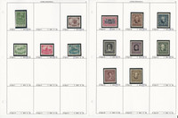 Austria Back Book Stamp Collection, Over 75 Pages Neatly Identified, JFZ