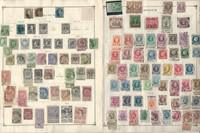 Belgium Stamp Collection on 100 Scott International Pages to 1978, JFZ