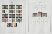 Finland Stamp Collection on 100 Steiner Pages, 1856-1998, JFZ