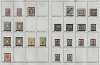 Russia Stamp Collection on 24 Pages, Neatly Identified, #128//941, JFZ