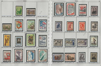 Russia Stamp Collection on 20 Pages, Neatly Identified, #1002//1639, JFZ