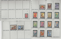 Russia Stamp Collection on 40 Pages, Neatly Identified, #2239//4157, JFZ