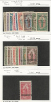 Cameroon, Postage Stamp, #130//155 Mint Hinged, 1916-21 French, JFZ