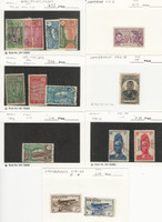 Cameroon, Postage Stamp, #180//296, C19-20 Used, 1925-40 French, JFZ