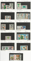 Cameroon, Postage Stamp, #322//696 Mint NH & LH, 1958-81, JFZ